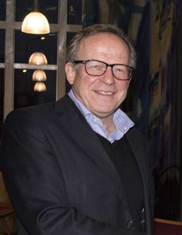 OVERRASKET: Direktør Lars Peder Brekk ved Brønnøysundregistrene mener Nav utnytter Altinn-portalen for dårlig.