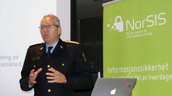 - Terskelen for datakriminalitet er blitt lavere, sier politisjefen Odd Reidar Humlegård.