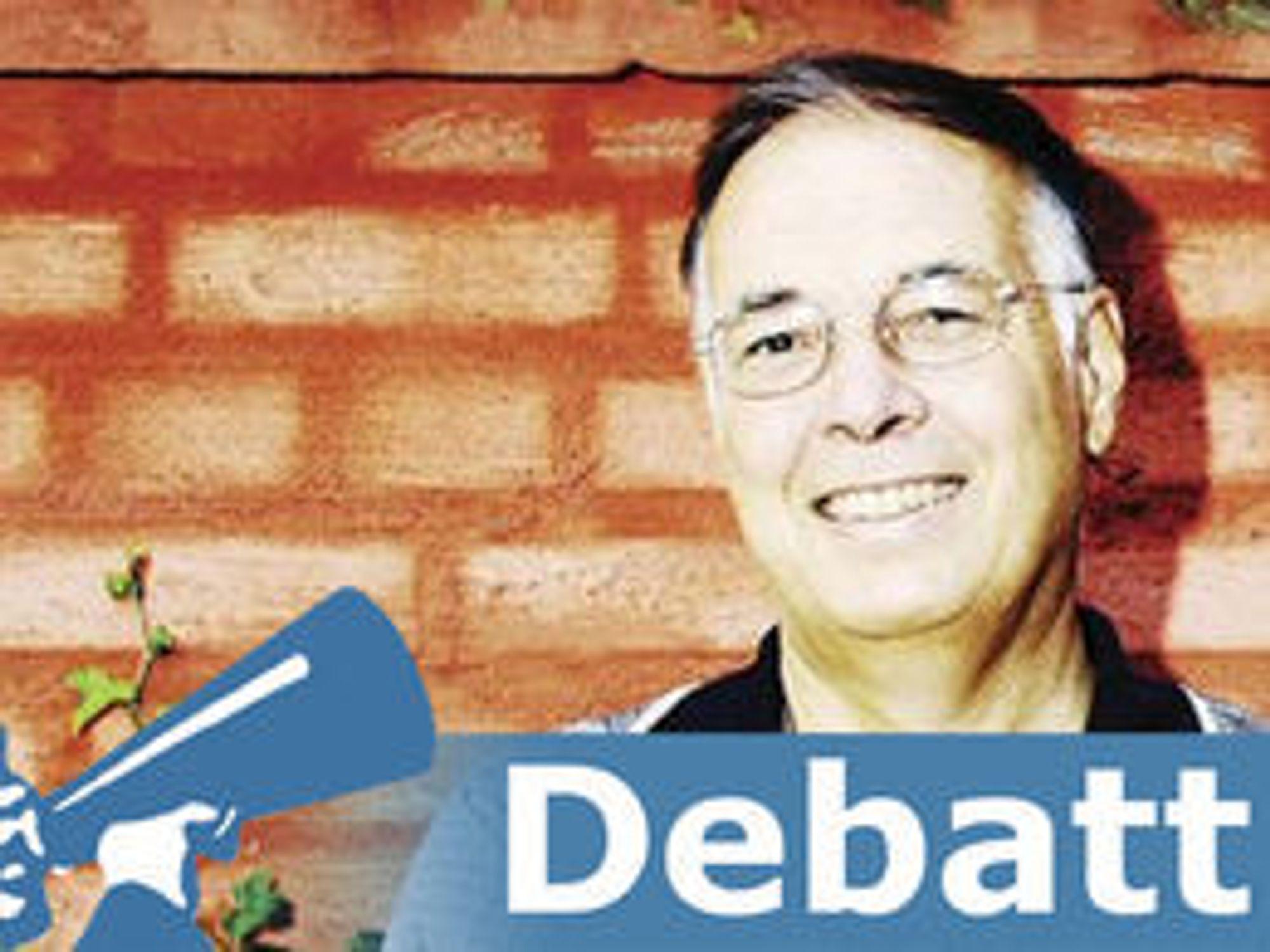 Arild Haraldsen har gjennom mange år levert kommentarer og debattinnlegg til digi.no.