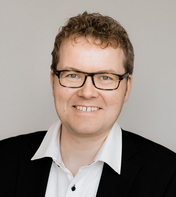 KAN BLI NØDVENDIG Å FORENKLE OG FORNYE LOVEN: Statssekretær Bjørgulv Vinje Borgundvaag fra Høyre.