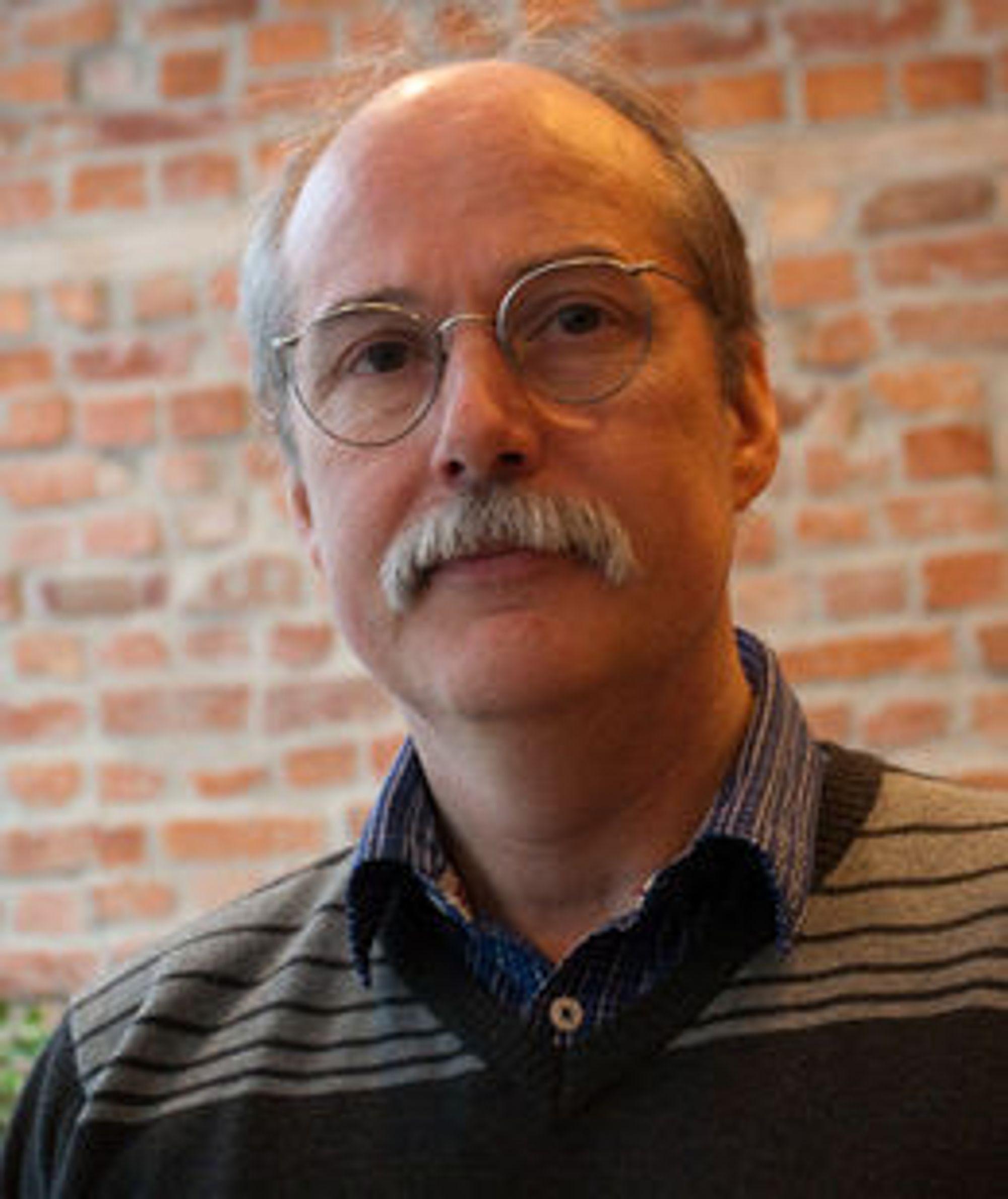 Bjarne Blom er fagleder IKT i Moss kommune