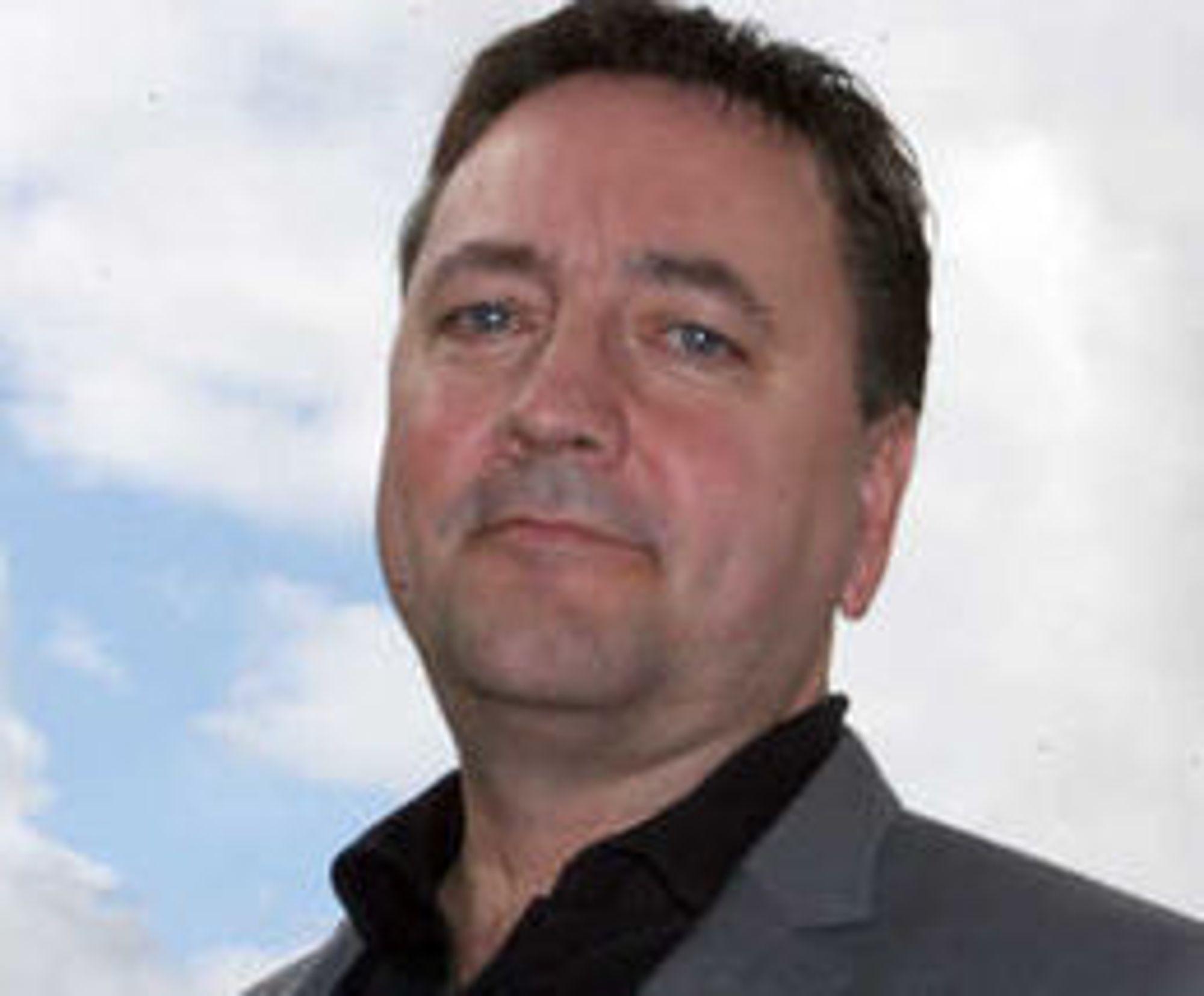 Narvik kommunes IT-sjef Per Jakobsen.
