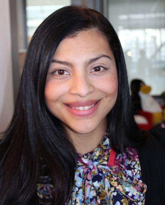 Katherine Barrios i The Qt Company. Pingvinen i bakgrunnen er ingen tilfeldighet. Linux er viktig for selskapet, men det er i økende grad også andre plattformer.