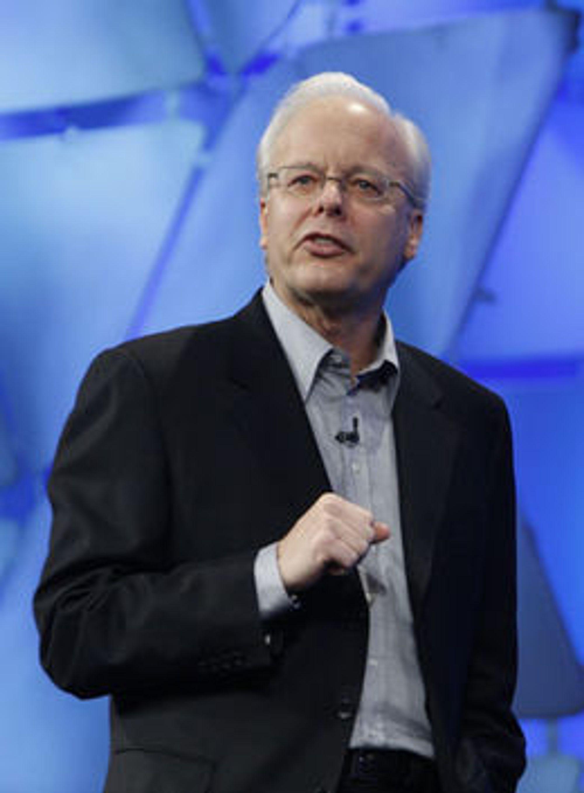 Ray Ozzie overtok som sjefstrateg etter Bill Gates i 2006, men forlot Microsoft i 2010. Nå er Lotus Notes-gründeren klar med nytt samhandlingsverktøy for mobil.