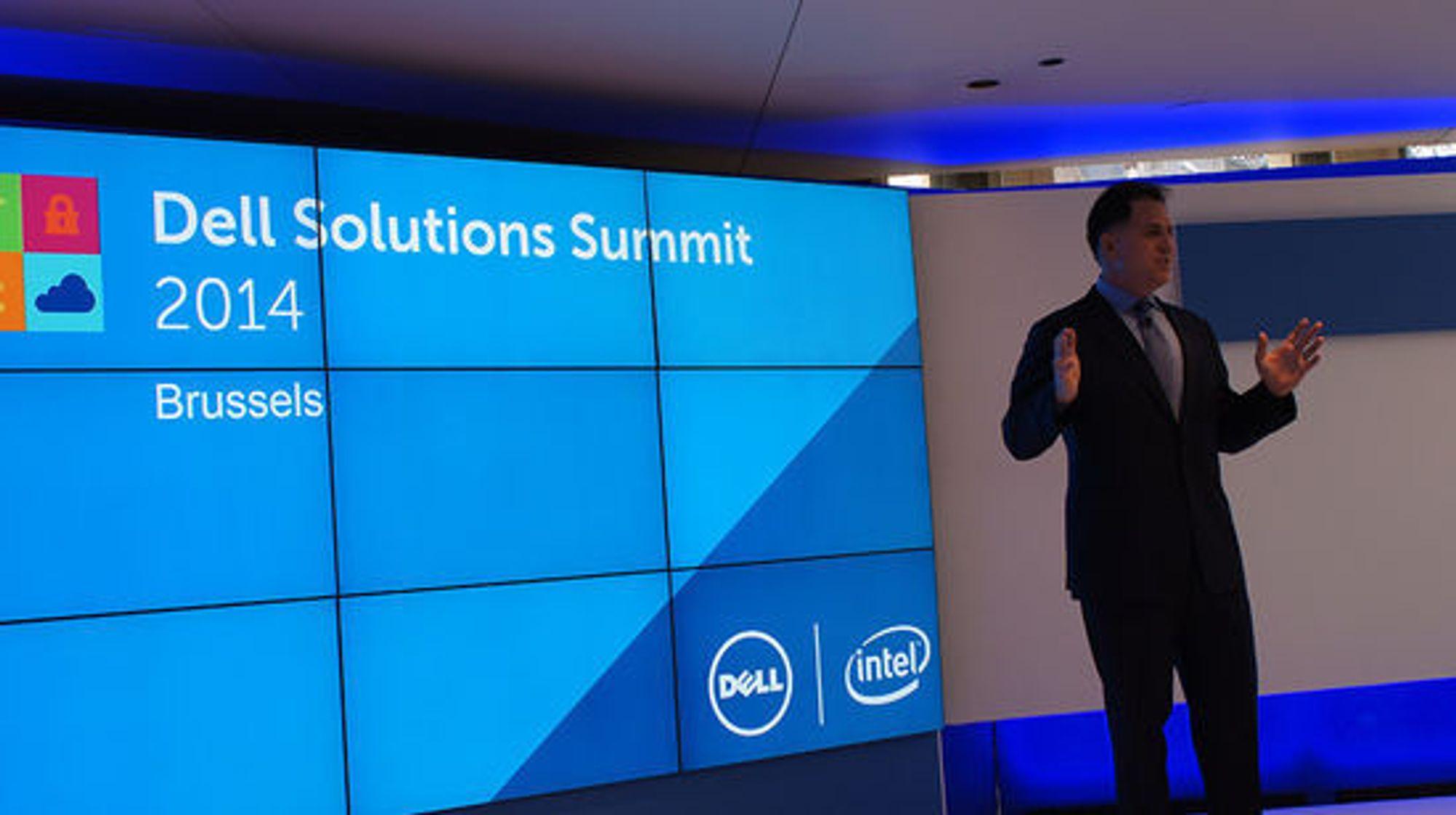 Dell ser ikke bort fra et samarbeid med ARM, hvis det lønner seg.