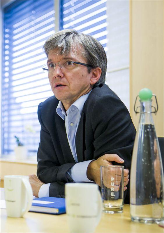Paul Chaffey er statssekretær i Kommunal- og moderniseringsdepartmentet.