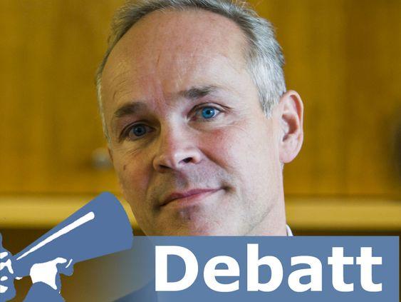 Jan Tore Sanner (H) er Kommunal- og moderniseringsminister.