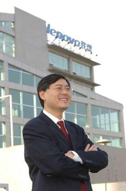 Lenovos toppsjef, Yang Yuanqing, skal være interessert i å snappe opp IBMs x86-servere.