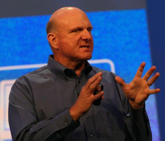 Ballmers tid som Microsoft-toppsjef nærmer seg slutten.