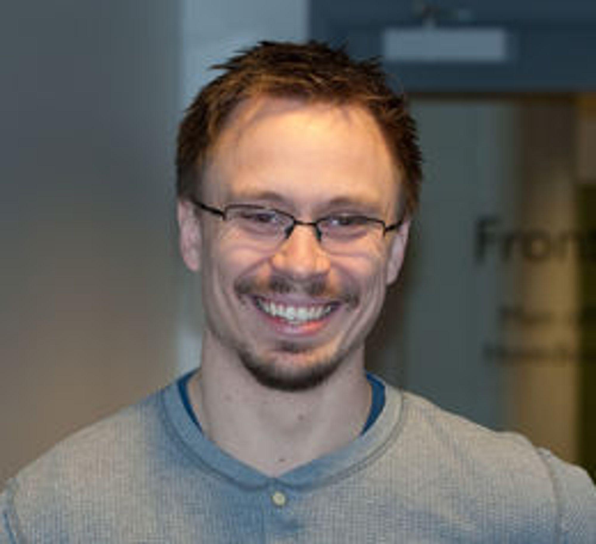 Geir Wiksén er ny teknologidirektør i SOL fra nyttår.