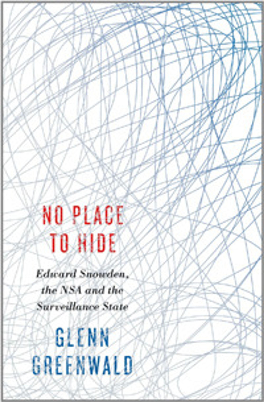Glenn Greenwald er bokaktuell med «No place to hide» som lanseres i dag 13. mai.