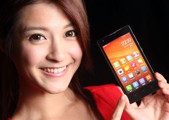 Billigmodellen Hongmi til 800 kroner: 4,7 tommers skjerm og firekjernet prosessor.