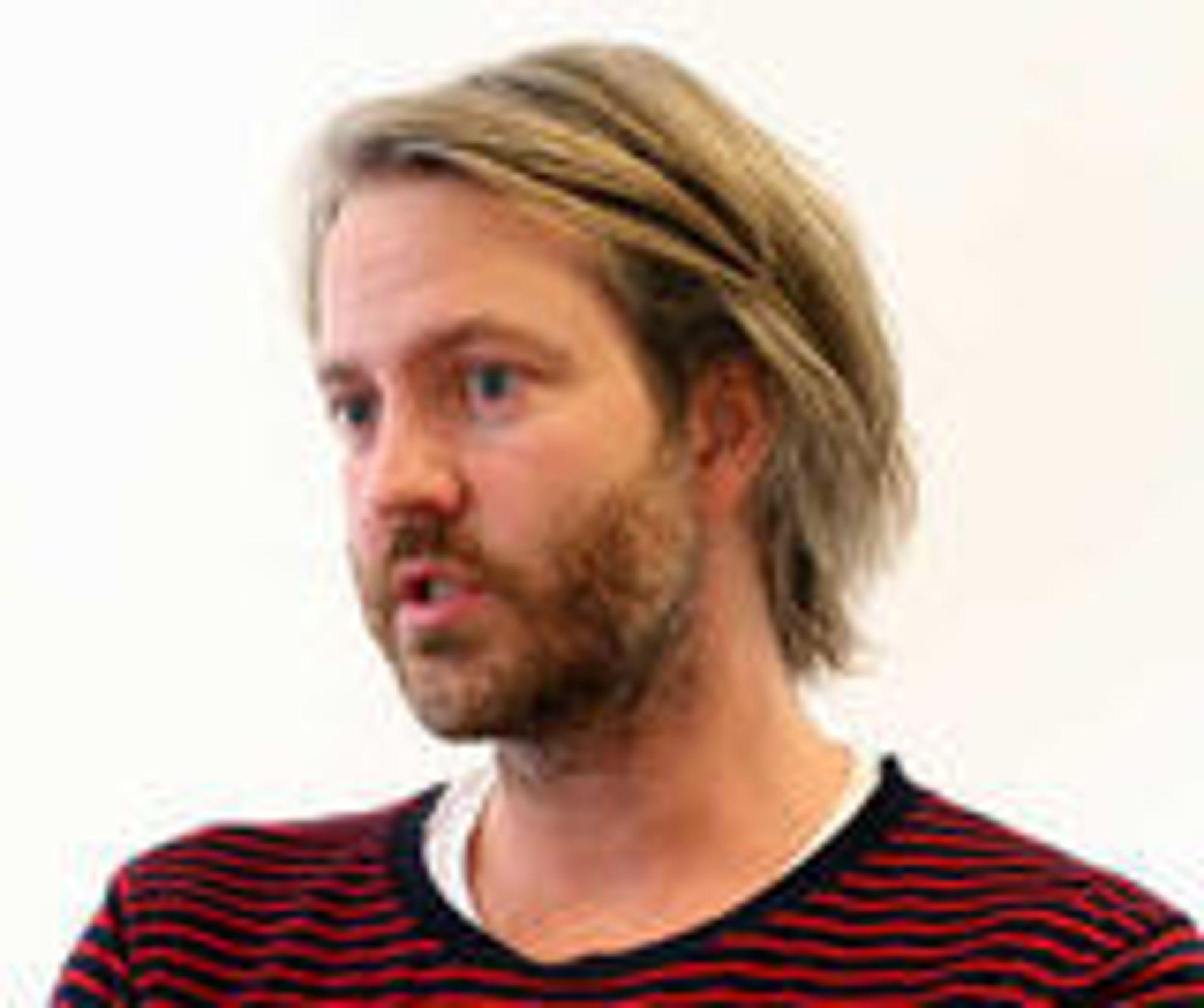 Jørgen Skorstad i Datatilsynet.