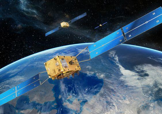 De nye satellittene skal gjøre navigasjon langt mer nøyaktig.