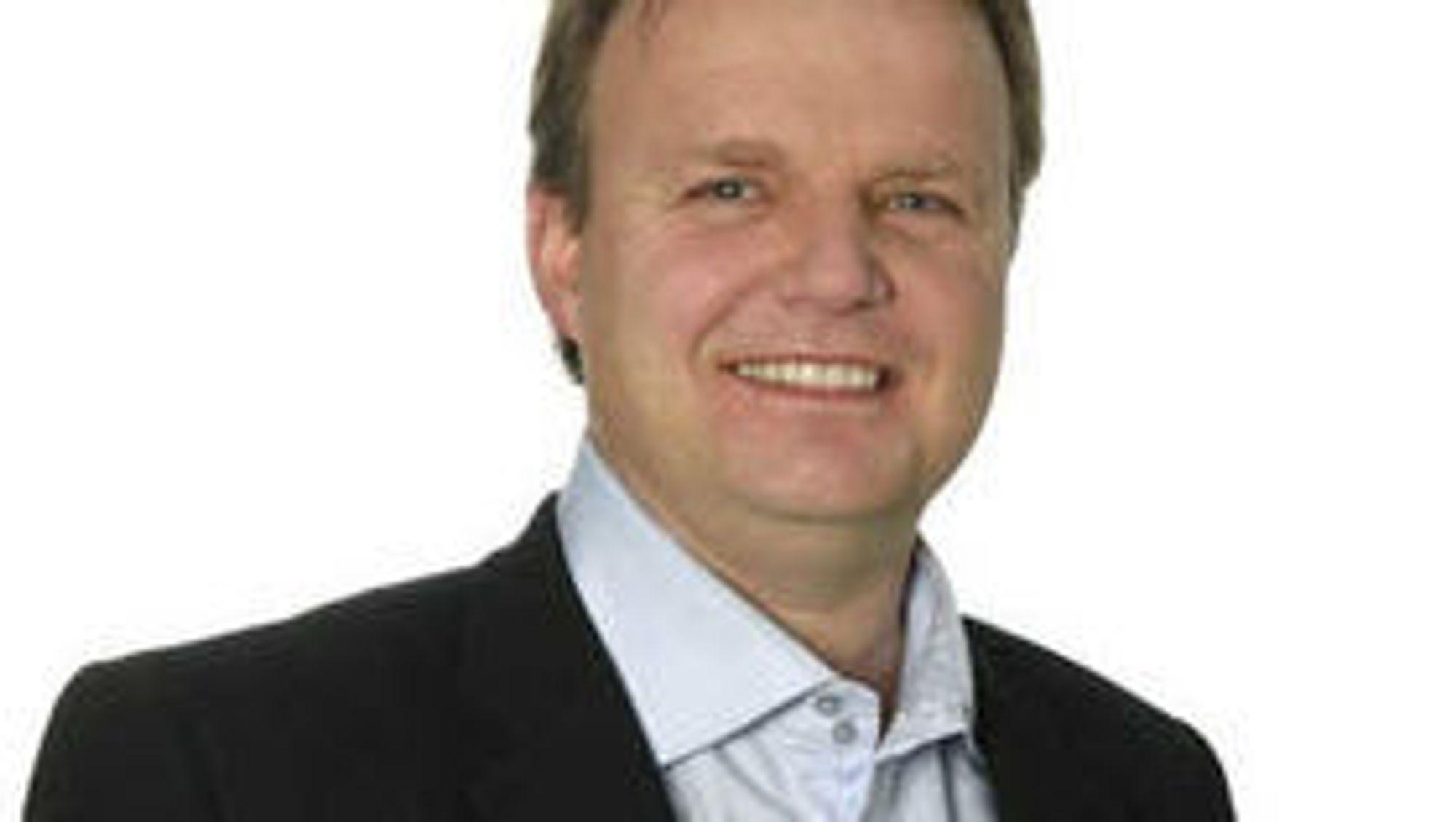 Hans-Petter Aanby ble leid inn som IT-sjef for å hjelpe SAS gjennom krisen. Den tidligere IT-sjefen i Norwegian satte igang en IT-revolusjon som har ført TATA inn som hovedleverandør i det kriserammede flyselskapet.