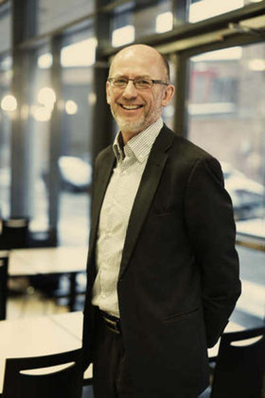 Bouvet-sjef Sverre Hurum har all grunn  til være fornøyd med at Statoil har som intensjon å gi selskapet han leder en storkontrakt. Den vil kunne sikre mellom 30 og 40 konsulenter jobb i opp til fem år.