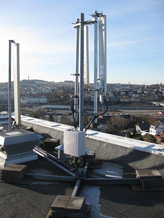 Netcom 4G master i Stavanger.