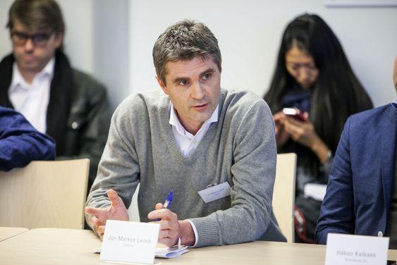 John Markus Lervik har to suksessrike oppstartsselskaper på samvittigheten.