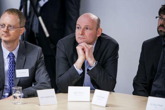 Brems oljeveksten, mener Geir Førre i Energy Micro.