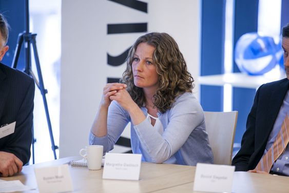 Margrethe Gleditsch i Redpill Linpro slo et slag for forskning og utvikling.
