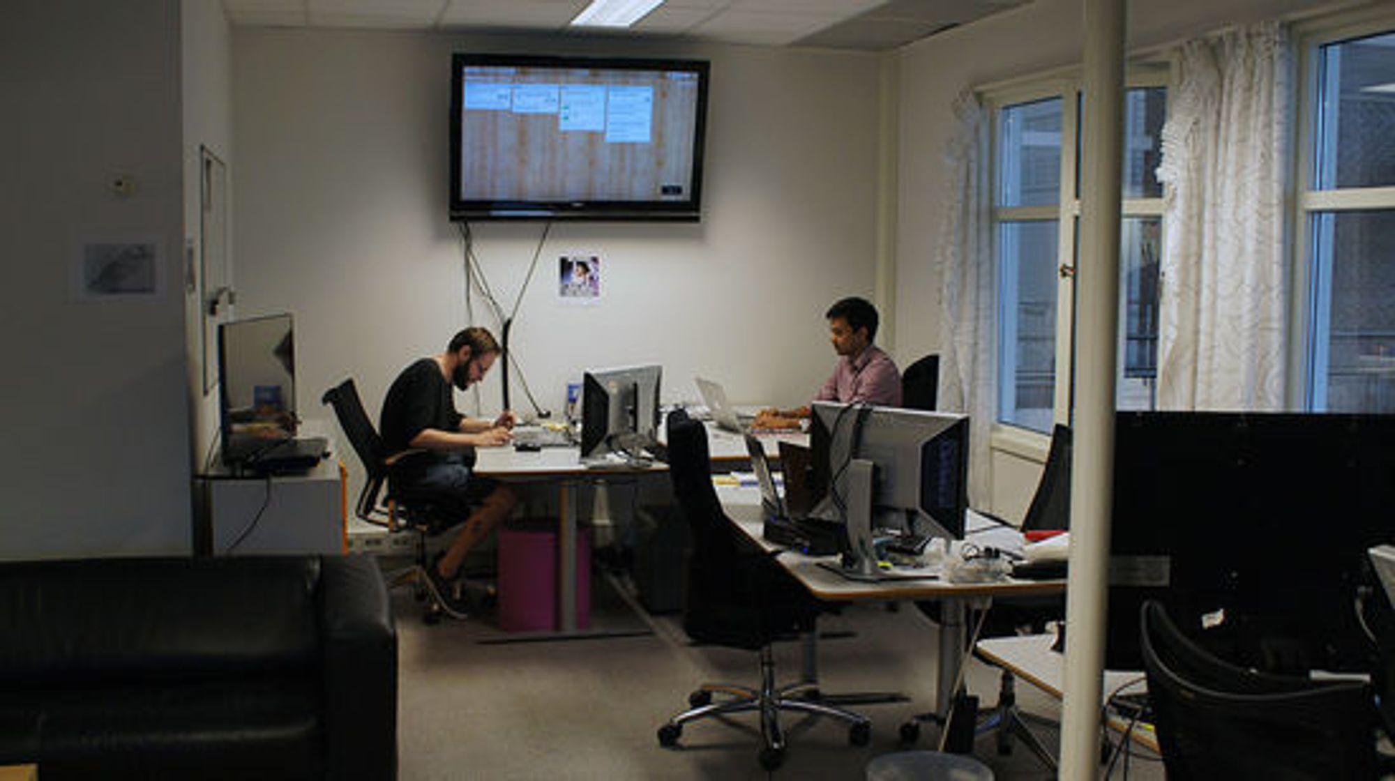 Utvkiling og testing foregår i Nydalen i Oslo.