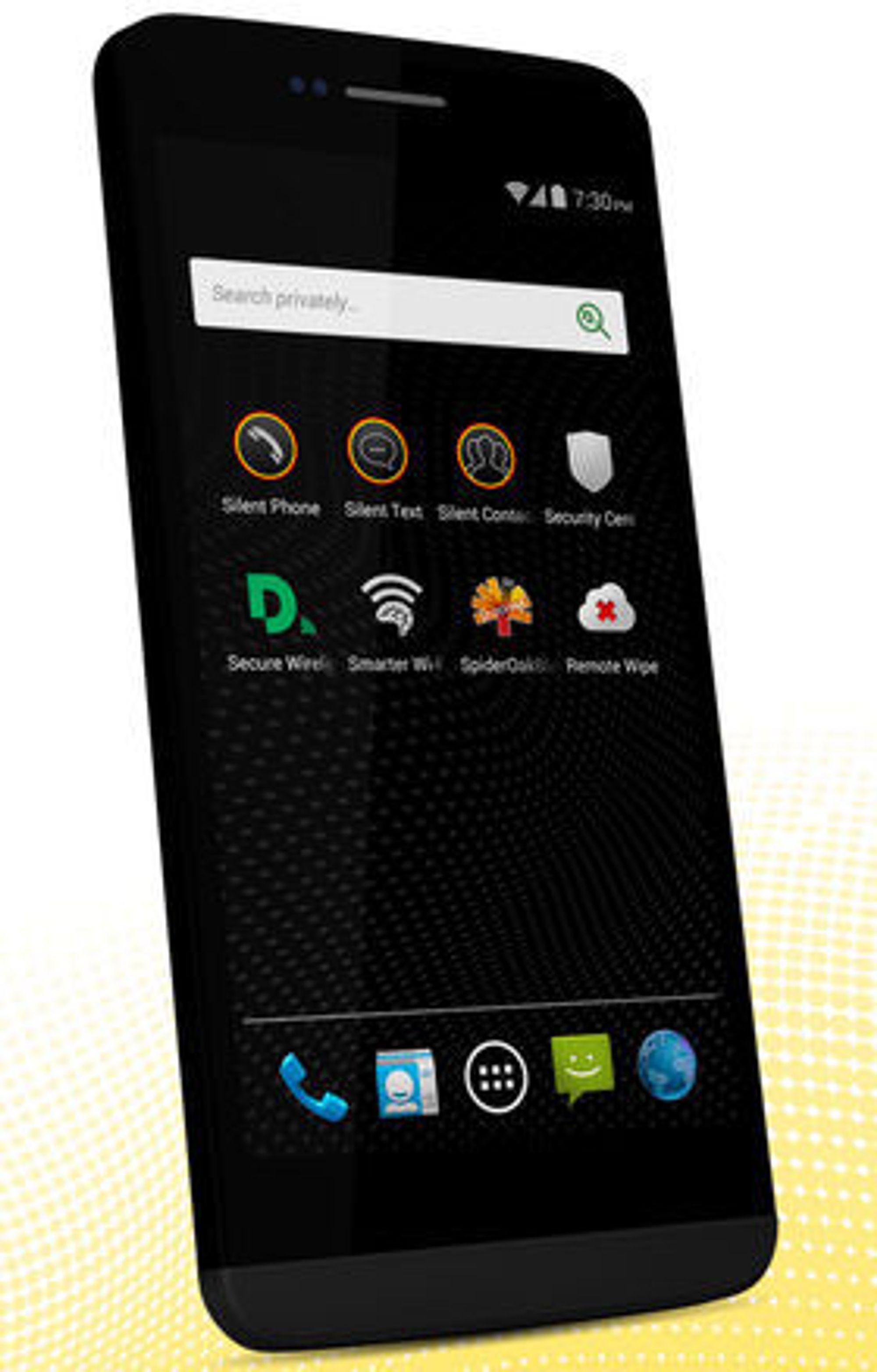 Med på kjøpet får du et bredt utvalg av sikkerhetsorienterte applikasjoner.