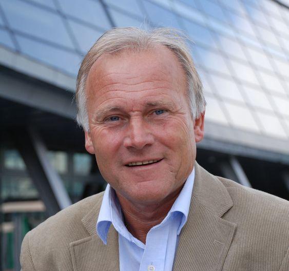 Per A. Meling er informasjonssjef i Telenor Norge