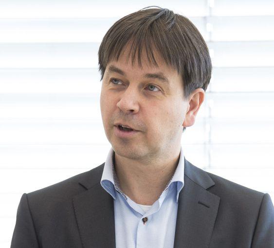 Trond Eilertsen i Computas.