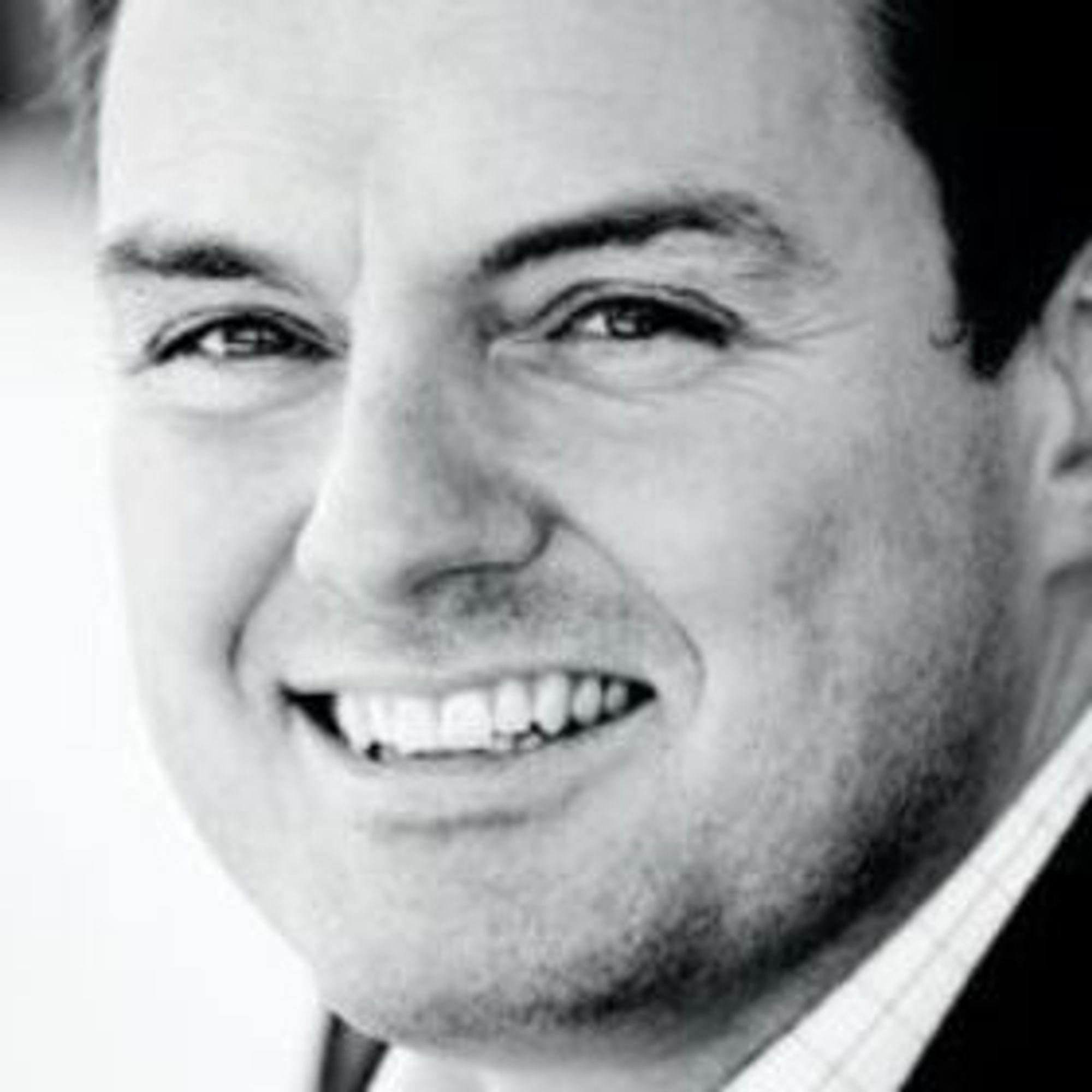 André Christensen går fra toppjobb i McKinsey til toppjobb i Yahoo. Bildet er hentet fra Christensens Linkedin-profil.
