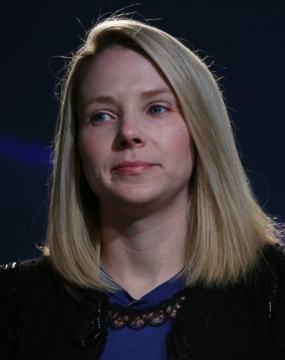 Marissa Mayer er Yahoos sjette toppsjef på like mange år.