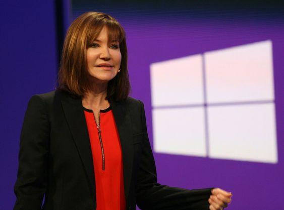 Julie Larson-Green overtar som direktør for all maskinvare i Microsoft.