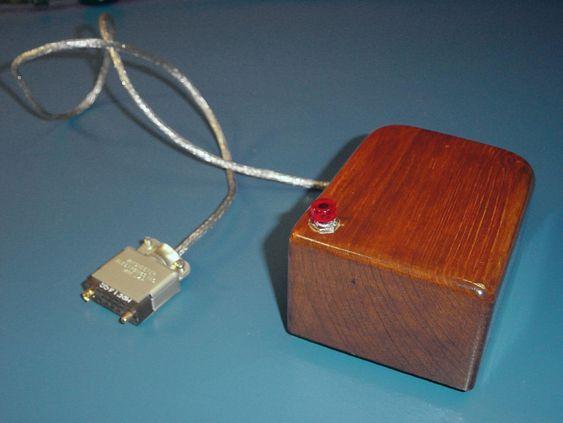 Engelbarts mus, slik den ble presentert i 1968.