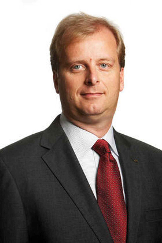 Jan Christian Sandberg leder innovasjons- og utviklingsavdelingen i skatteetaten.