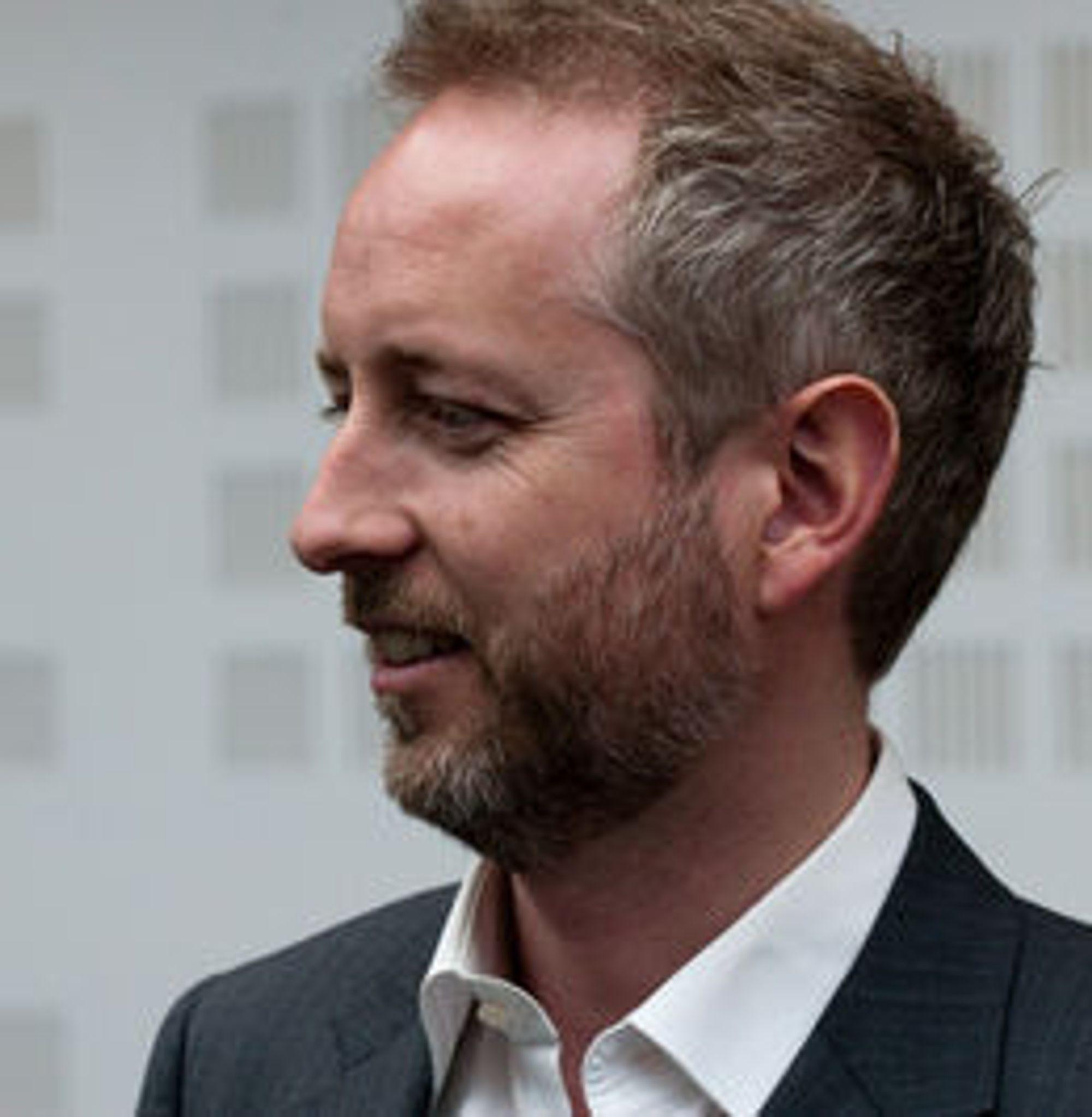 Jobber med planen: Miljøvernstatsråd Bård Vegar Solhjell (SV).