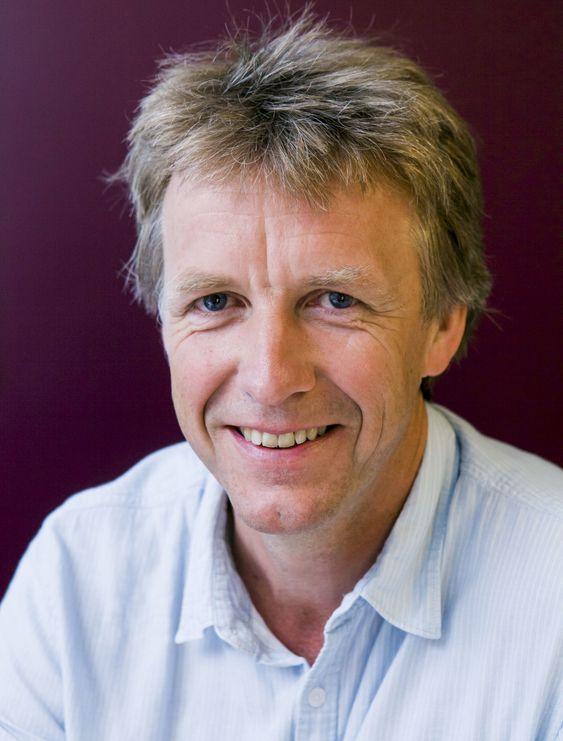 Kristian Kihle i Statens kartverk var med på å etablere veidatabasen på 1990-tallet. - Det er klart vi som har jobbet med dette gleder oss over at det blir tatt i bruk.