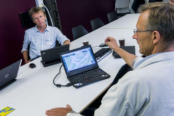 Kartverket venter stor pågang når dataene frigis 1. oktober.