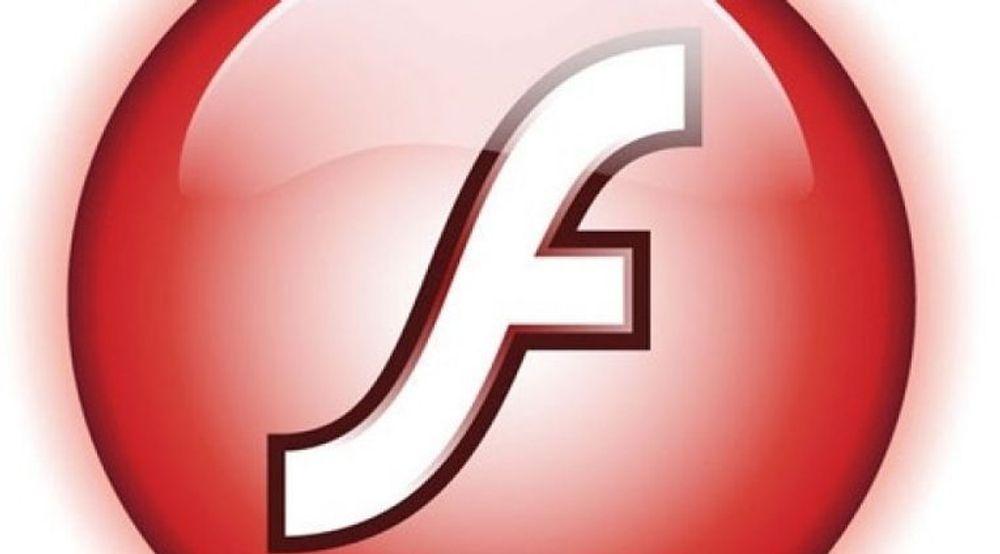 Lapper alvorlig hull i Flash