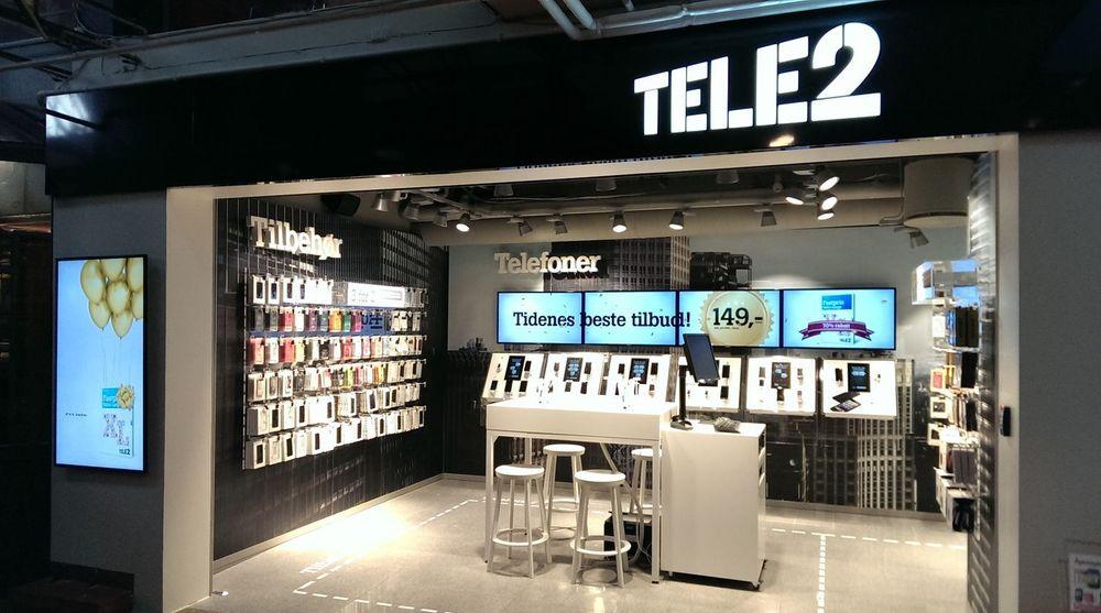 Tre av Tele 2s butikker må selges unna for at Konkurransetilsynet skal godta fusjonen med Telia Sonera. Det er imidlertid salg av 90.000 bedriftskunder i Network Norway som kvalifiserer til rabatt.