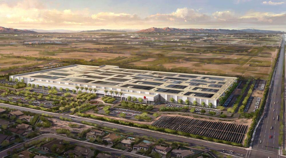 Safir-fabrikken til Apple ble nedlagt i fjor og partner GT Advanced Technologies måtte søke konkursbeskyttelse og si opp rundt 900 ansatte. Men nå planlegger Apple å bygge om til et digert datasenter.