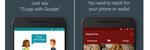 Les Med mobilen i lomma skal du kunne si «Jeg betaler med Google», og betalingen blir gjennomført