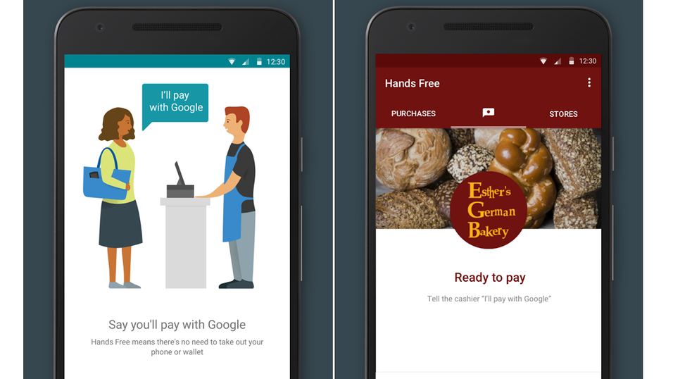 Slik ser den nye og helt håndsfrie appen til Google ut.