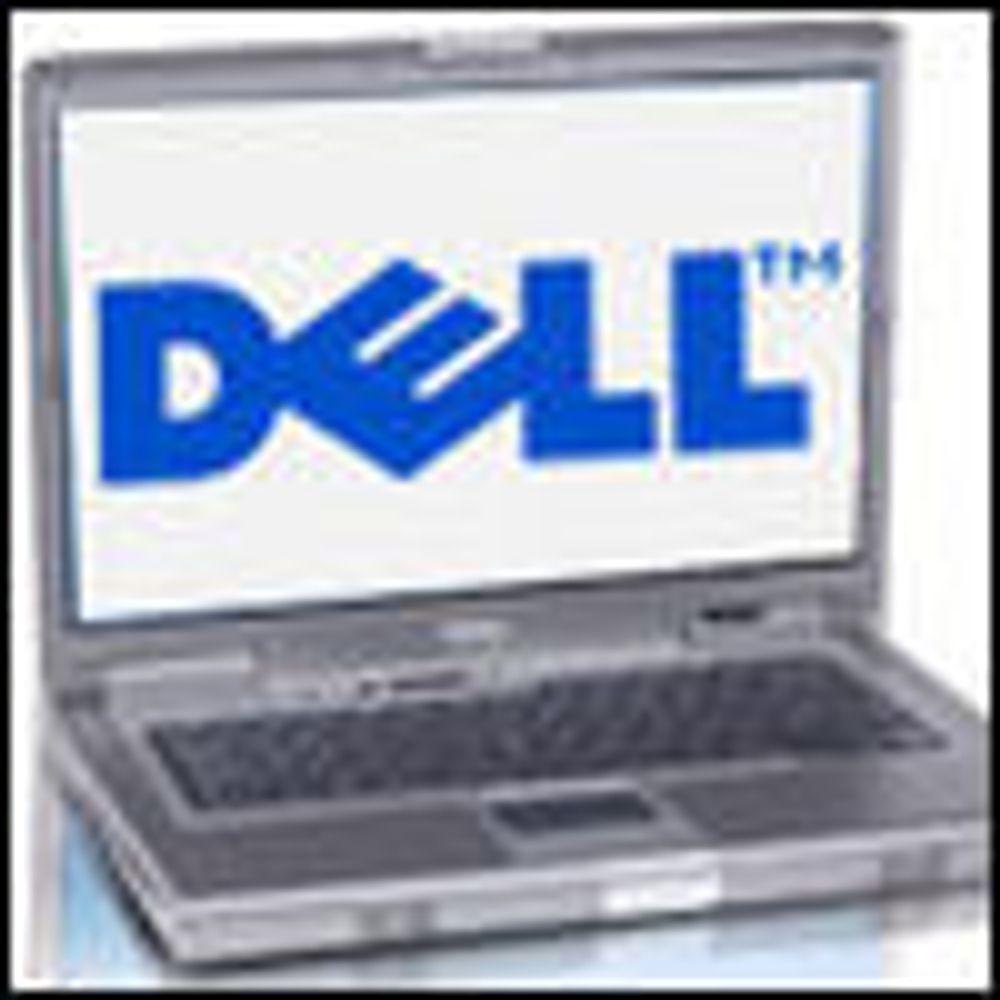 Dell gir opp og starter butikksalg