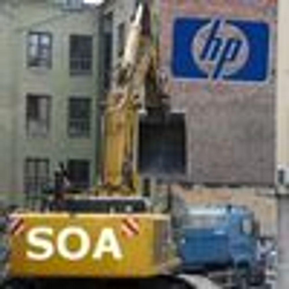 HP trapper opp innsatsen innen SOA