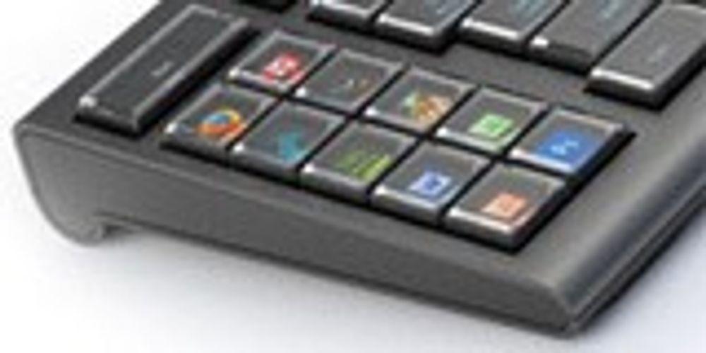 Verdens dyreste tastatur er i salg
