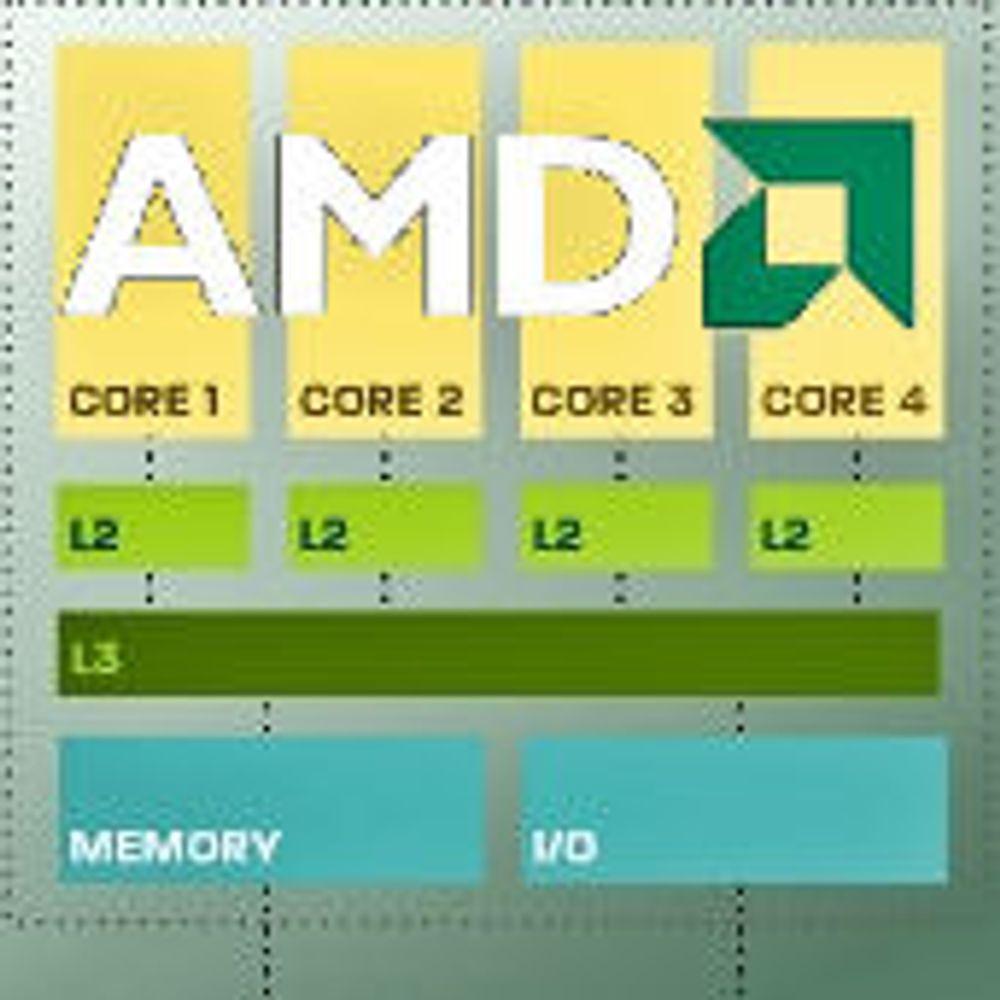 Ikke så imponerende AMD-ytelse