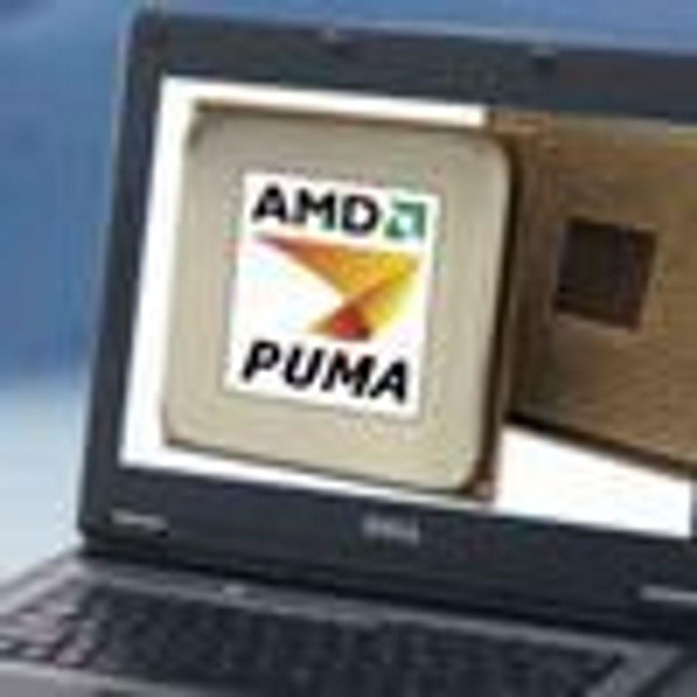 AMDs «Puma»-plattform utfordrer Centrino