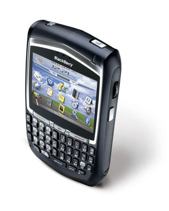Blackberry epost-enhet klar i Norge