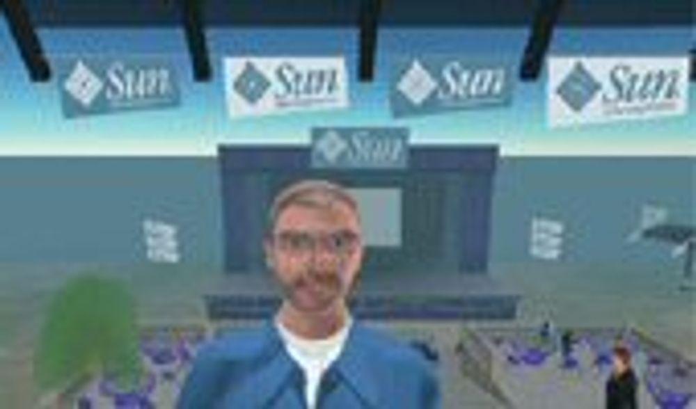Sun åpner kontor i Second Life