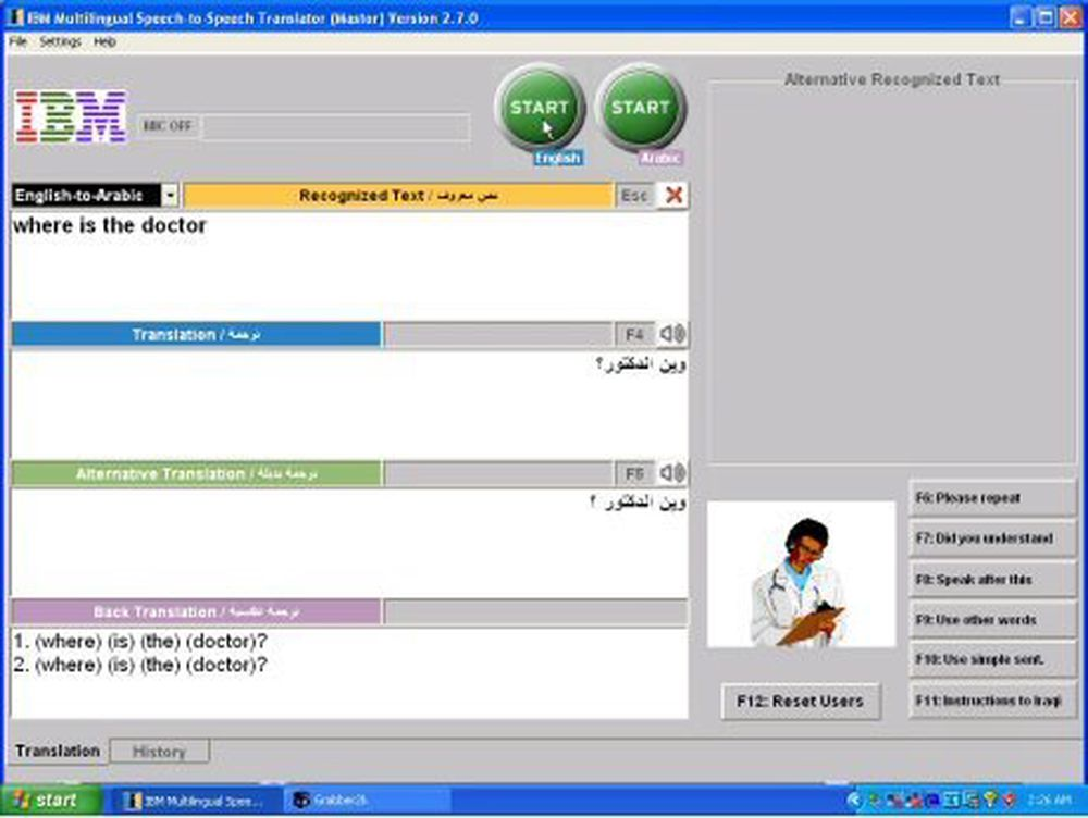 Irak-troppene får tolkeverktøy fra IBM