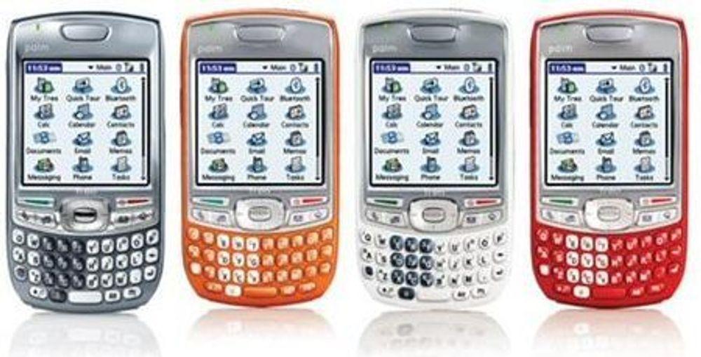 Mer funksjonalitet og minne i ny Palm Treo
